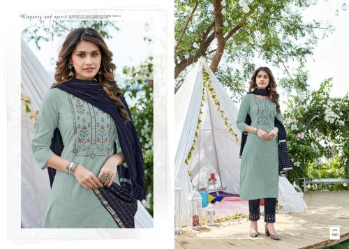 Amaaya Garments Frill 1001-1006 Series