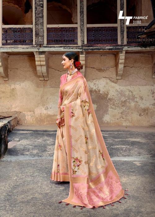 LT Fabrics Nitya Ekanta 31003 Price - 1435