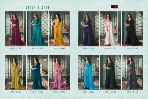 TFH Shine-N-Star 8101-8112 Price - 14810