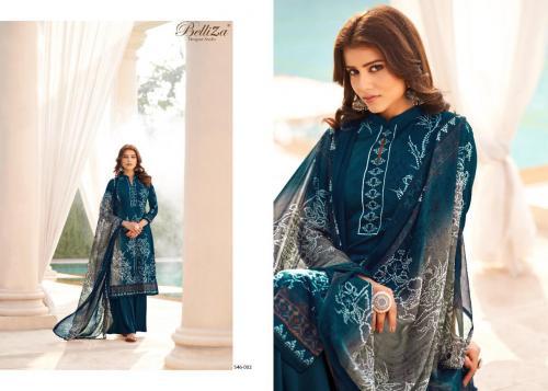 Belliza Designer Vogue 546-002 Price - 700