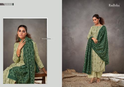 Radhika Fashion Azara Blossom 3001 Price - 975