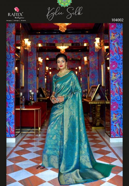 Rajtex Saree Kylie Silk 104002 Price - 1880