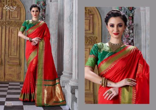 Saroj Saree Mitali 1001-1006 Series