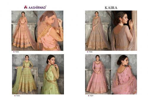 Aashirwad Creation Kaira 7224-7227 Price - 11580