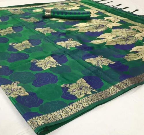 Rajtex Saree Kashti Silk 153003 Price - 1615
