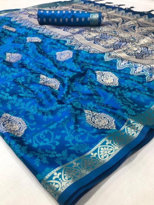 Rajtex Saree Kanushaa Silk 171003 Price - 1560
