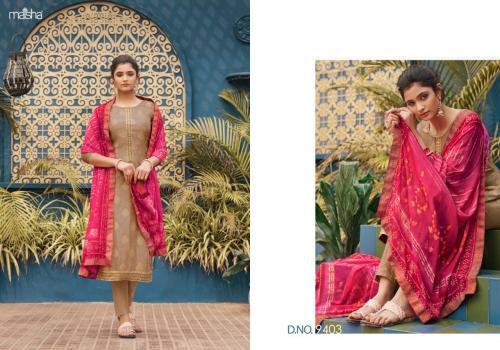 Maisha Maskeen Nafiza 9403 Price - 2195