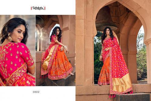 Tathastu Saree 3802 Price - 3545