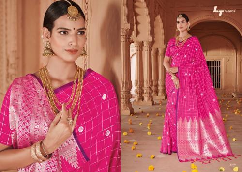 LT Fabrics Nitya Brahmi 3069 Price - 595