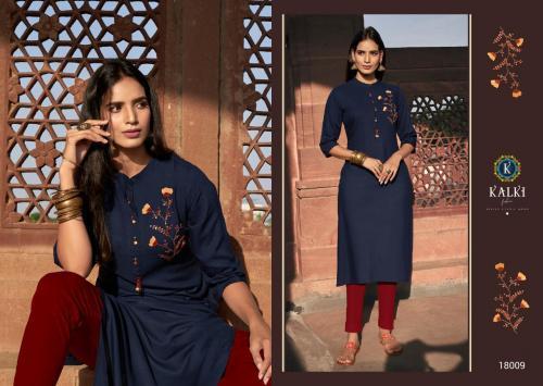 Kalki Fashion Pehchan 18009 Price - 575