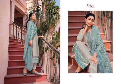 Lt Fabrics Nitya Anaya 1001-1005 Series