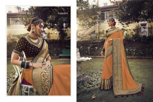 Sulakshmi Saree Sunshine 6408 Price - 2085