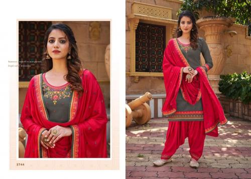 Kessi Fabrics Patiyala House 5744 Price - 899