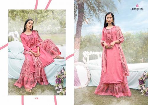 Kessi Rangoon Rashiya 1001-1006 Series