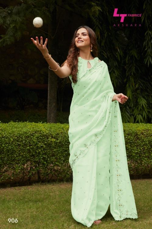 LT Fabrics Akshara 906 Price - 1295