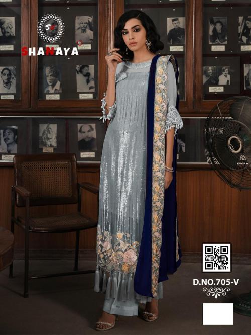 Shanaya Rose Hit Design 705-V Price - 1399