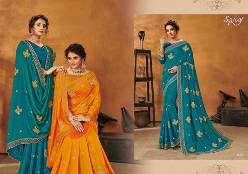 Saroj Textiles Sanam 1007 Price - 865
