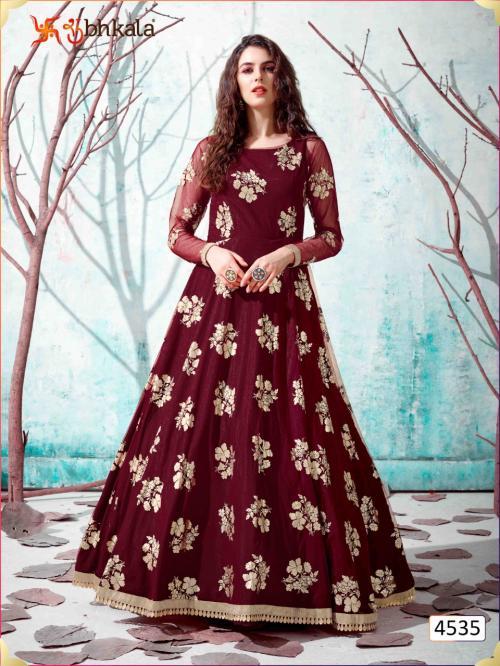 Shubhkala Flory 4535 Price - 1100