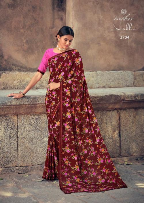 Kashvi Creation Surbhi 3704 Price - 360