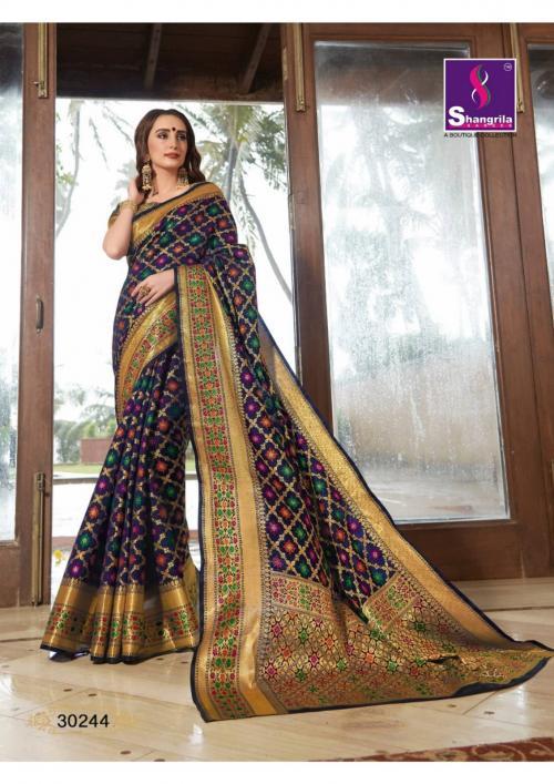 Shangrila Saree Raagsutra Silk 30244 Price - 1170