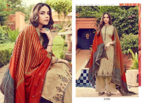 Deepsy Suits Panghat 51002 Price - 750