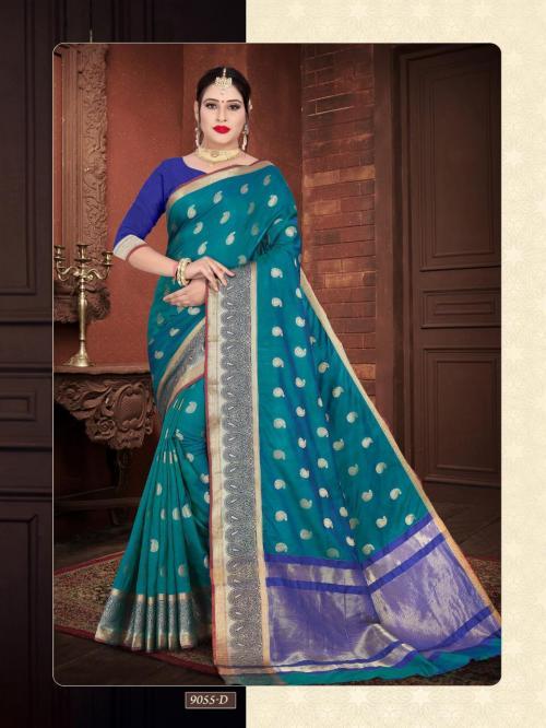 NP Saree Shrusthi 9055 D Price - 825