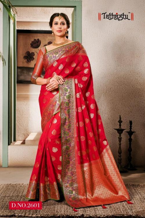 Tathastu Saree 2601 Price - 1600