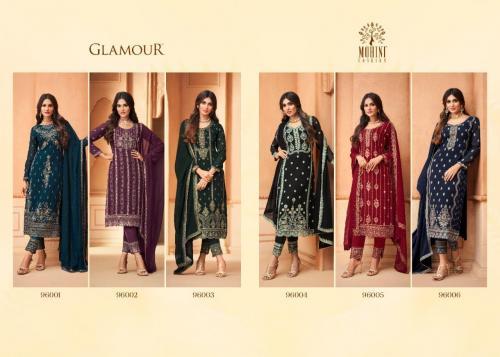 Mohini Fashion Glamour 96001-96006 Price - 11970