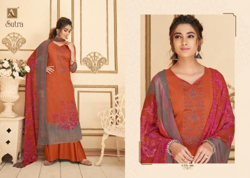 Alok Suits Sutra 578-006 Price - 785