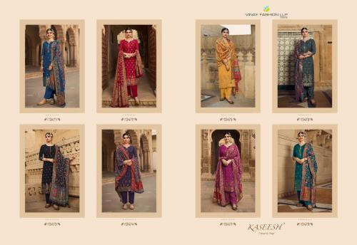 Vinay Fashion Kaseesh Bunaai 13471-13478 Price - 17960