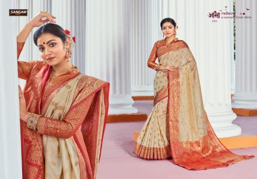 Sangam Saree Satarangi 1001-1006 Series