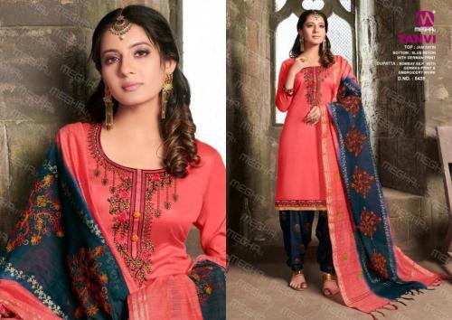 Meghali Suits Tanvi 5439-5442 Series