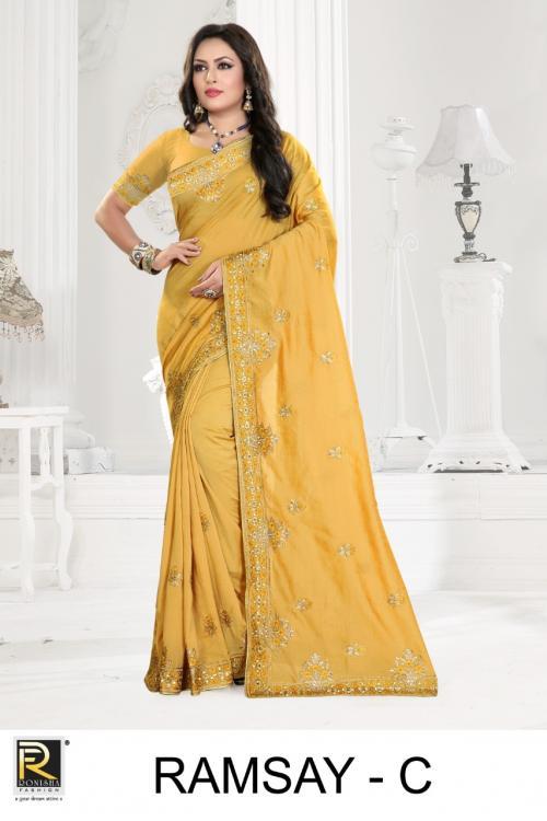 Ranjna Saree Ramsay-C Price - 835