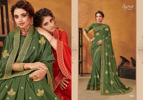 Saroj Textiles Sanam 1003 Price - 865