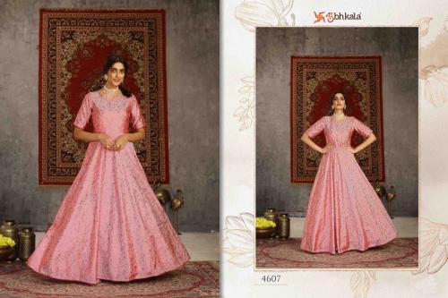 Shubhkala Flory 4607 Price - 1100