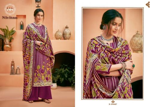 Harshit Fashion Nivita 516-007 Price - 540
