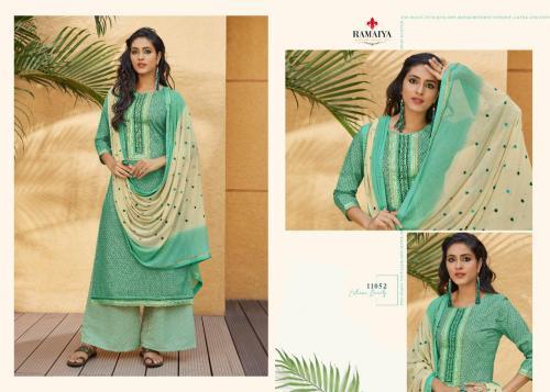 Kessi Fabrics Ramaiya Rose Gold 11052 Price - 699
