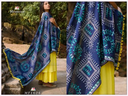 Mesmora Fashion Jassi Khadi MF-1606 Price - 880