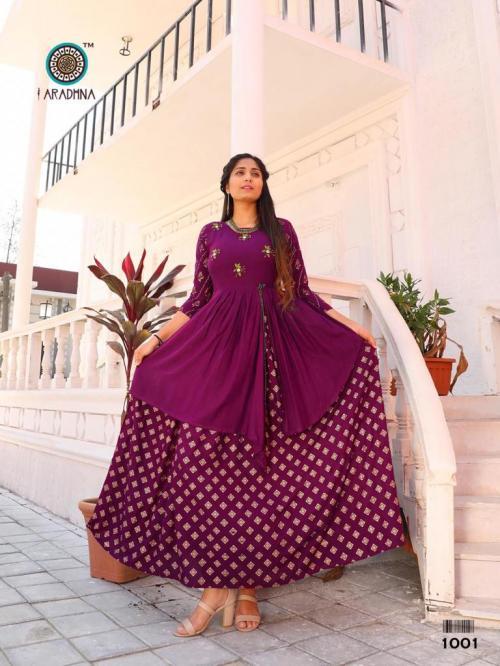 Aaradhana Designer Victoria Vol-1 1001-1008 Series