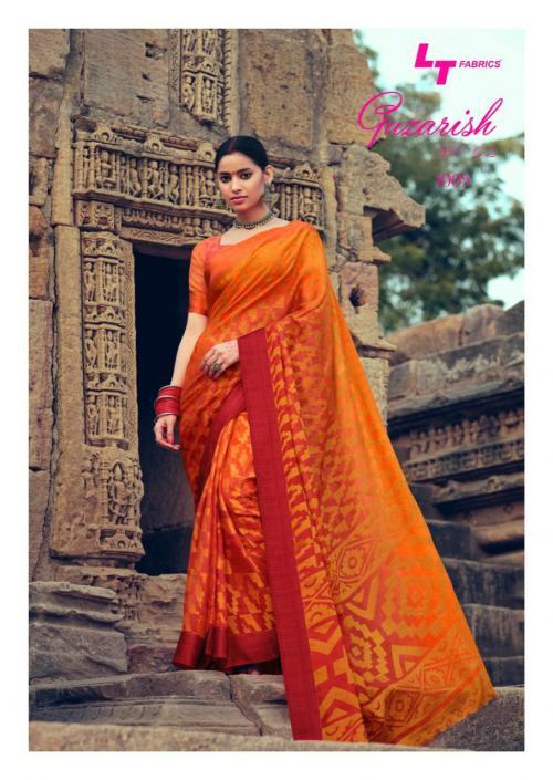 LT Fabrics Guzarish 1005 Price - 765