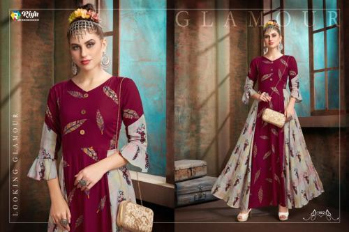 Riya Designer Aaisha 1002 Price - 1049