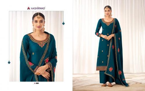 Aashirwad Creation Rashmi 8361 Price - 1895