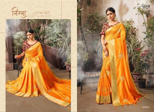 Saroj Sarees Diamond Work 500001-500006 Series