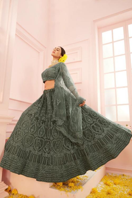 Senhora Bridal Heritage Colour Saga 2014-C Price - 5199