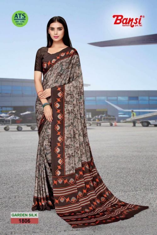 Bansi Fashion Garden Silk 1806 Price - 725