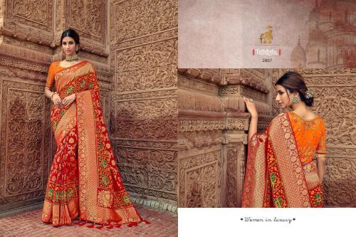 Tathastu Saree 2807 Price - 4295