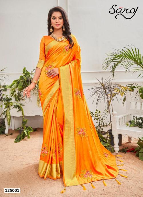 Saroj Saree Kadambari Vol-2 125001-125006 Series