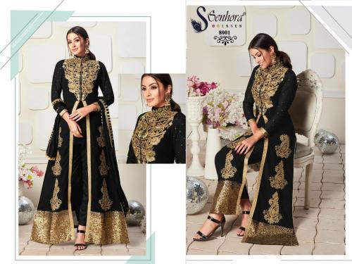 Senhora Dresses Nam Shabana 8001-8008 Series