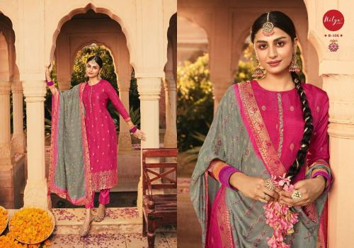 Lt Fabrics Nitya Bandhani B-106 Price - 1750