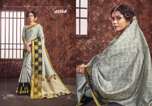 Asisa Saree Suhana 5604 Price - 1275